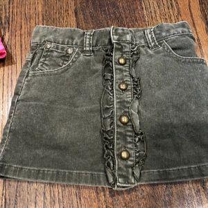 Other - Dkny corduroy skirt 3t